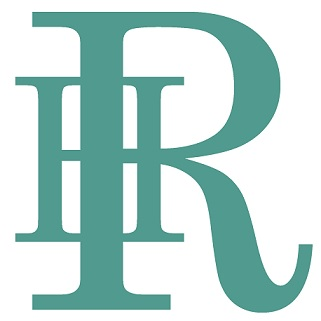 This image has an empty alt attribute; its file name is hazel-reeves-logo-green.jpg